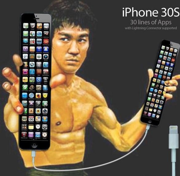 Internet Users Help Apple Design The Future Longer Lighter And More Practical IPhone 10 20 IPhone50 Final Versions